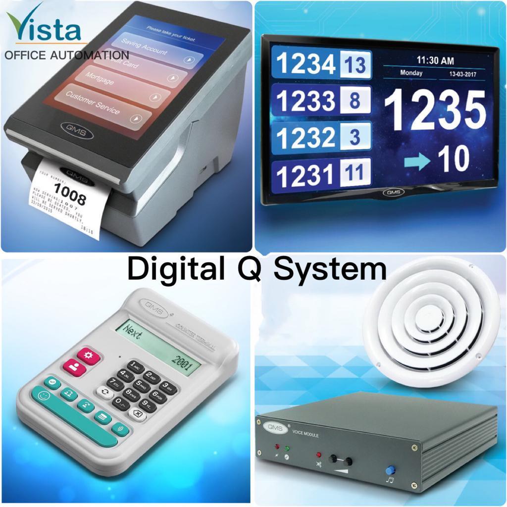 Digital Q System