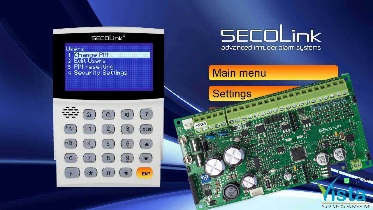 Secolink Alarm Sys